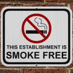 smoke free establishment