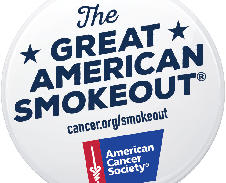The Great American Smokeout 2017