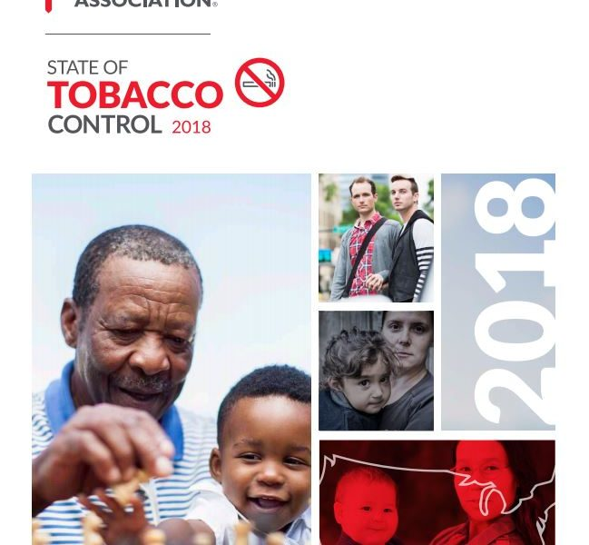 American Lung Association 2018 State of Tobacco Control Report