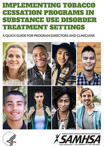 Implementing Tobacco Cessation Programs in Substance Use Disorder Treatment Settings