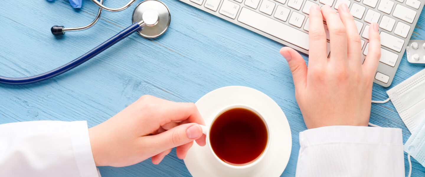 Telehealth & Tobacco Cessation Coffee Chat